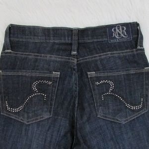 Rock and Republic Kasandra Bootcut Jeans, sz 4M